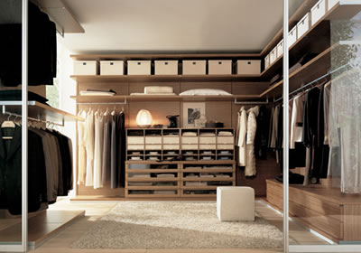 Bazzaark uniq closet bazzaark showroom for Walking closet modernos pequenos