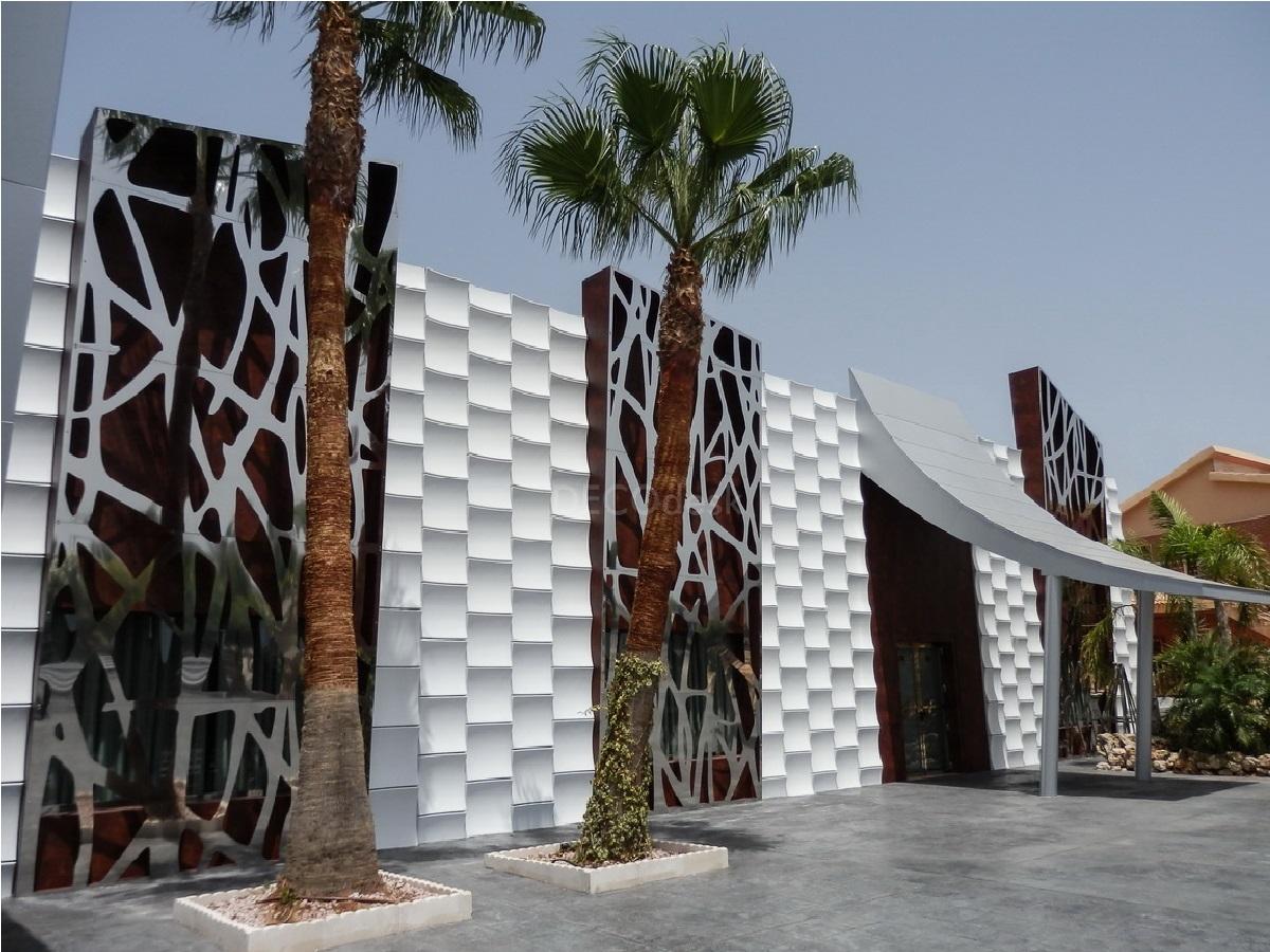 bazzaark fachada 3d